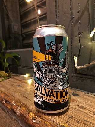 ABBEYDALE Salvation Sea Salt & Caramel Stout 4.5%