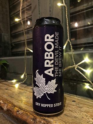 ARBOR The Devil Made Me Brew It 5.5% Stout