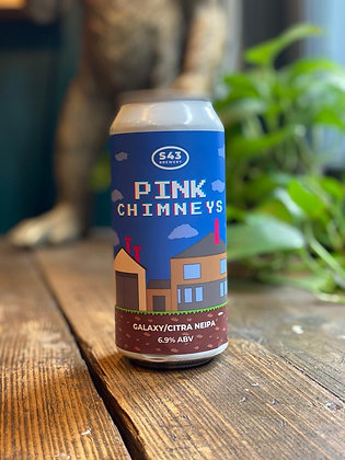 S43 Pink Chimneys 6.8% NEIPA