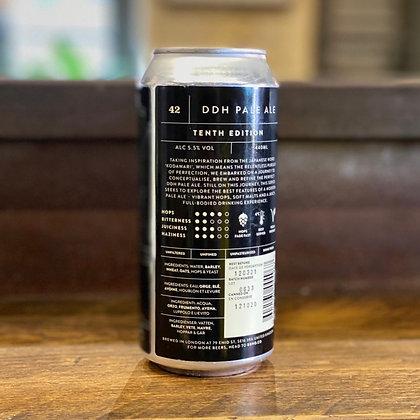 BBNO 42 DDH Pale Ale - Tenth 5.5%