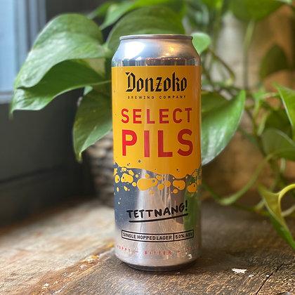 DONZOKO Select Pils 5% Pilsner