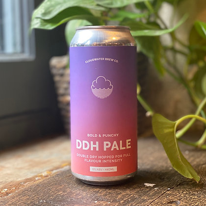 CLOUDWATER DDH Pale 5%