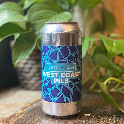 LHG BREWPUB West Coast Pils 5% Pilsner