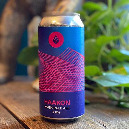 Drop Project Haakon 4.8% Kveik Pale