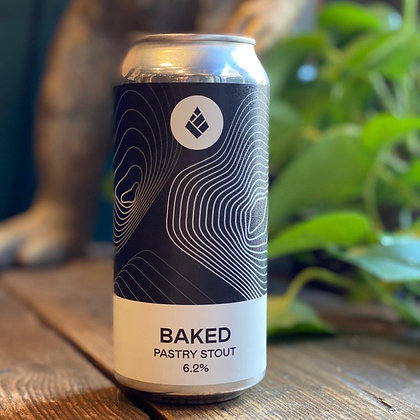 Drop Project Baked 6.2% Stout