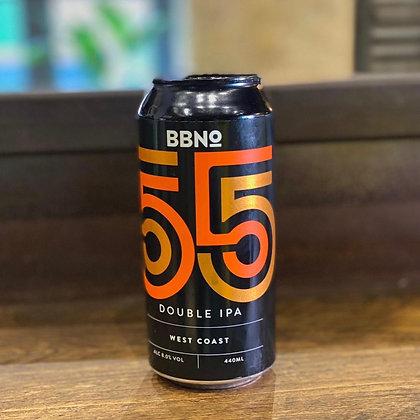 BBNO 55 DIPA West Coast 8%