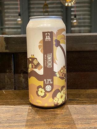 Brew York Tonkoko 4.3% Milk Stout