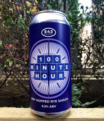 S43 100 Minute Hour 6.5% Saison