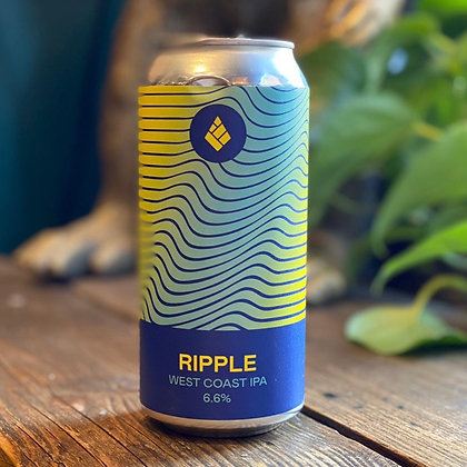 Drop Project Ripple 6.6% West Coast IPA
