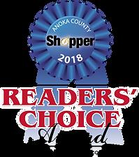 2018 ACS Readers Choice Ribbon Photo