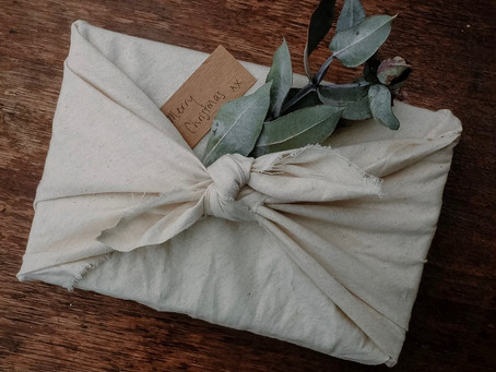 5 Unique & Low Waste Gift Wrapping Ideas
