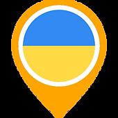 ukraine flag_transparent_allorange.png