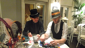 men london millinery