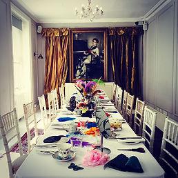 london hat class event bridal