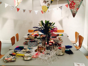 A Millinery Bridal Shower