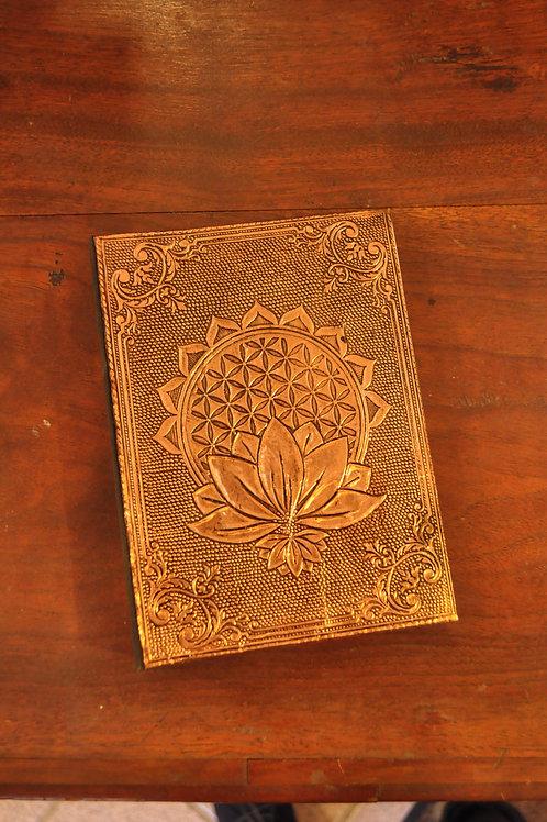 Notebook - made of organic materials