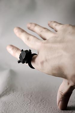 "Bear,Bear…and Bear. ""DIAMOND"" / ring"