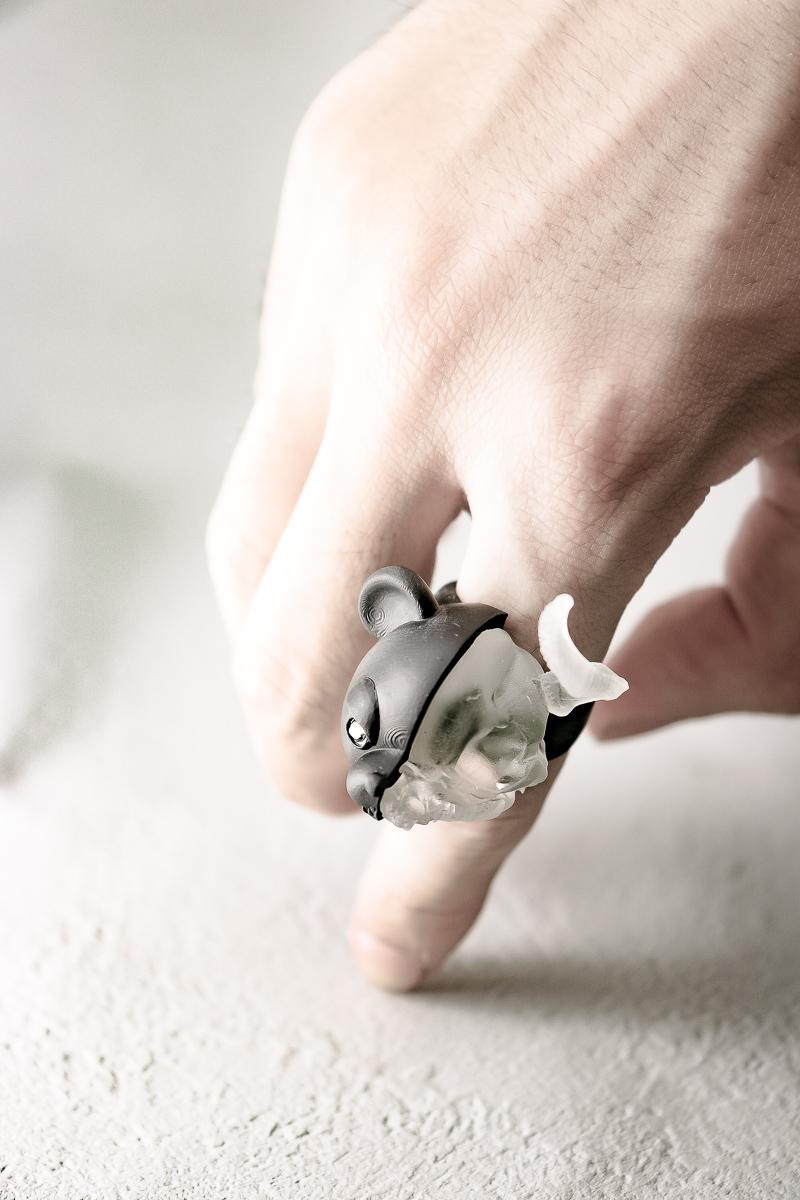 """しとさいせい """"熊"""" / ring"""