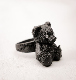 Sit down, brother / Bear ring