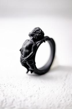 小便小僧・漏 / Manneken Pis ring