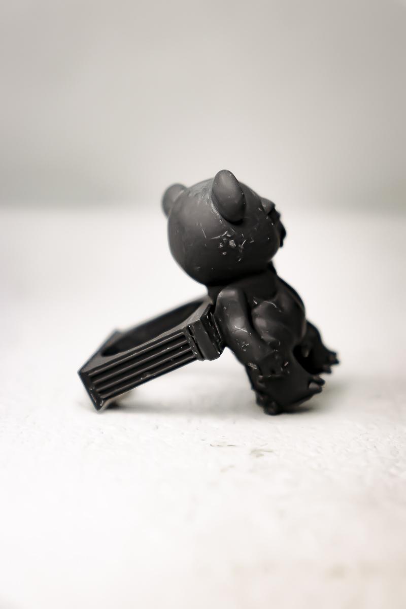 """ダビデ像 """"熊"""" / David di Michelangelo """"BE"""