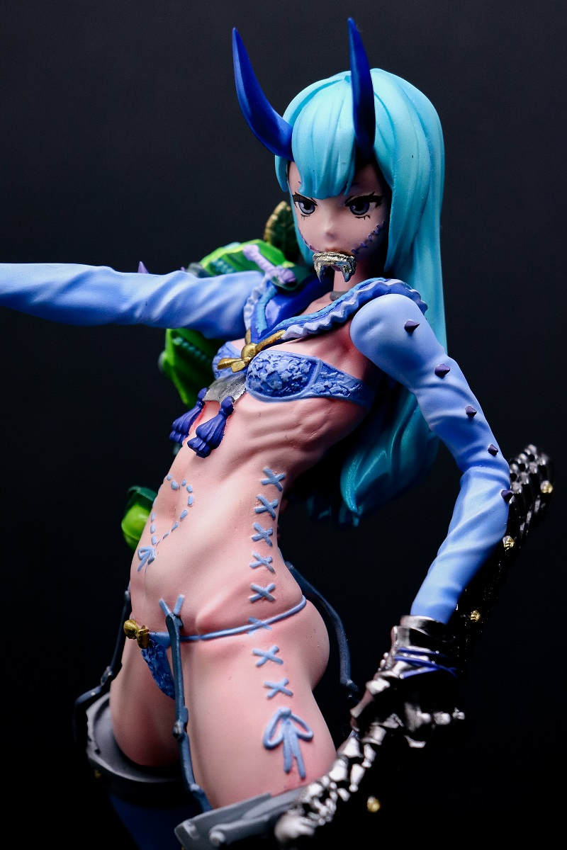 Greenapple Demon / 吽