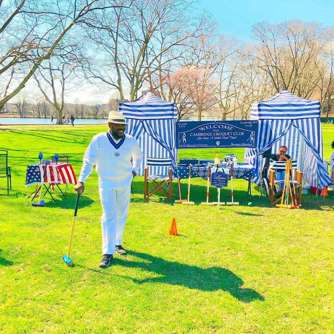 Cambridge Croquet Club USA 1