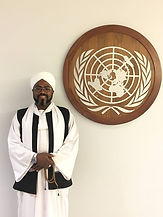 His Imperial Majesty Nubian Kingdom ALi.