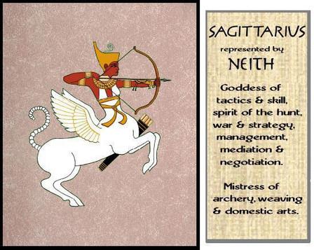 Nubian Horoscope Sagittarius.jpg