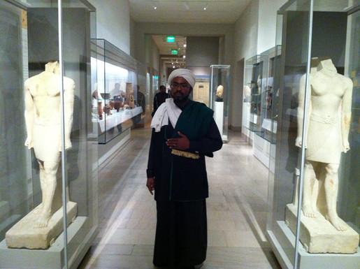 The Nubian Geographic MFA 2018