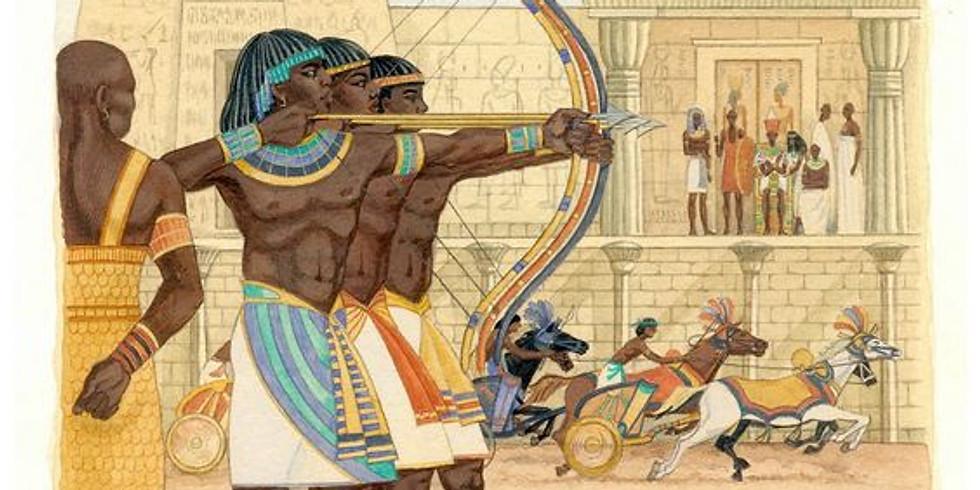 The Nubian Archery Society