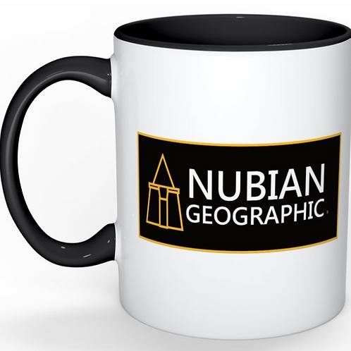 Nubian Geographic Collectible Mug