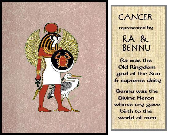 Nubian Horoscope Cancer
