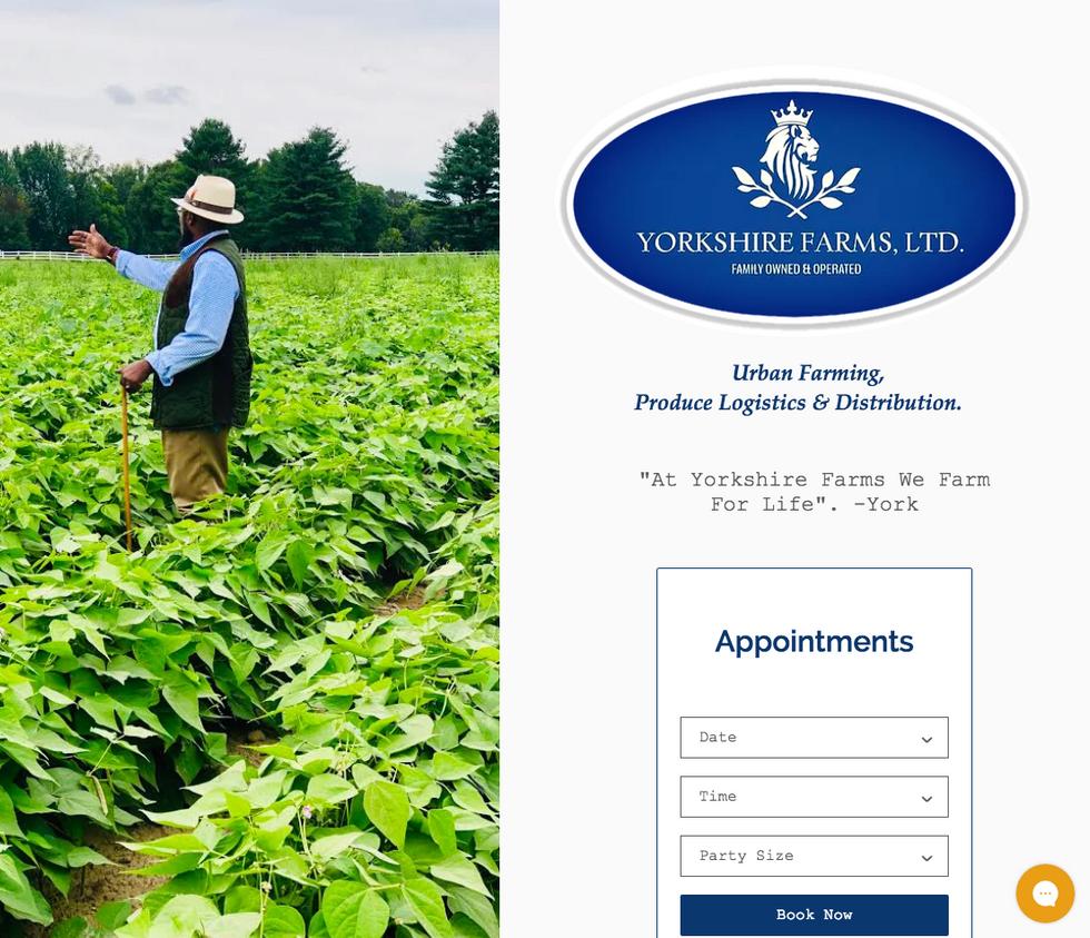 Yorkshire Farms Ltd,