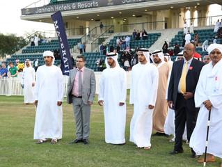 Khartoum Polo Club Visits Dubai
