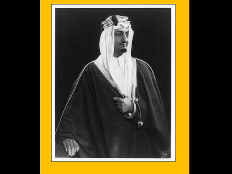 Abolition of Slavery In Saudi Arabia