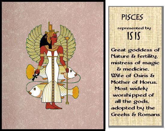 Nubian Horoscope Pisces