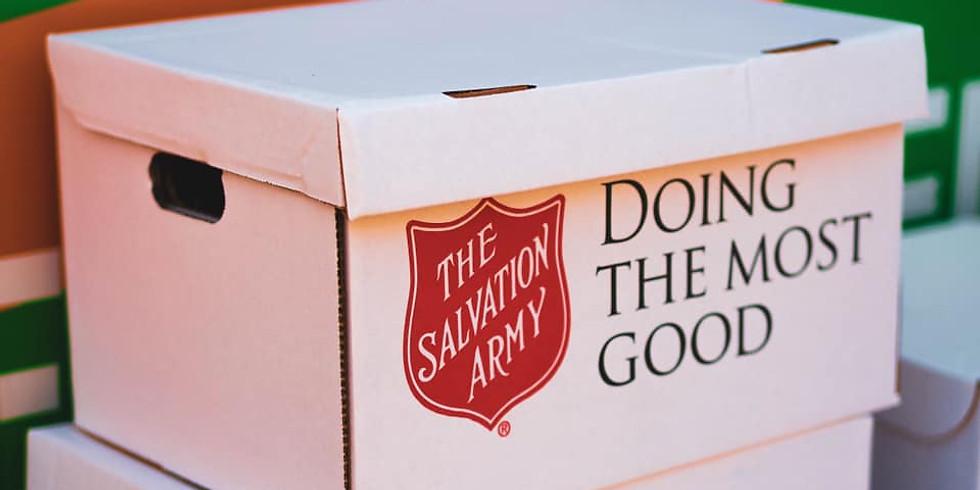 Community Food Donation: COVID-19