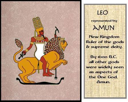 Nubian Horoscope Leo