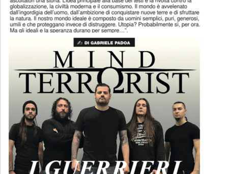Rock Hard Italy Interview