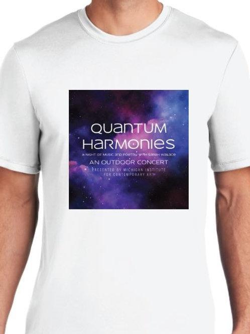 Quantum Harmonies Logo T-Shirt