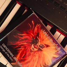 canciones del león CD Cover