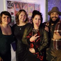 AU Event at The Loft with Dilek Engin-Stolarchuk, Liudmila Bondar, and Jordan Lopez
