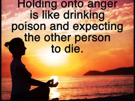 Anger vs. Peace?
