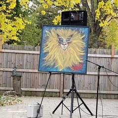 Lion Pic on Tour