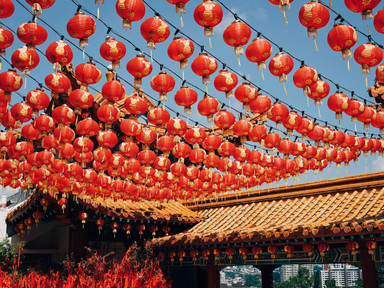 A Banana's Guide to Chinese New Year
