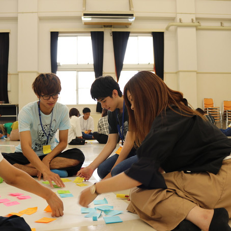 2018 Team Building CAMP_ハイライト①