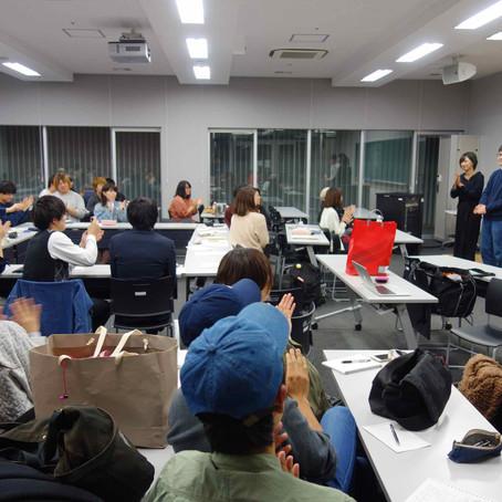 新学生運営委員決定!_GAP WORKING DAY October