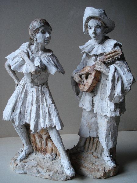Pierrette and Pierrot