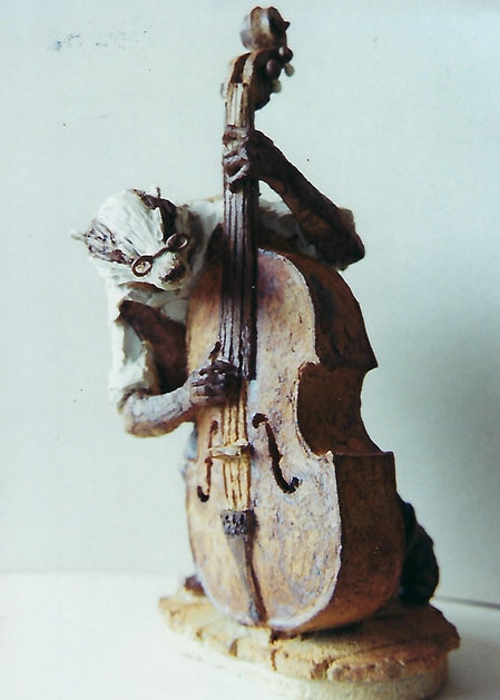 Jazz Badger Double Bass
